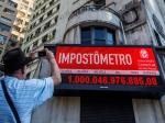 Impostômetro registra mais de R$ 1 trilhão