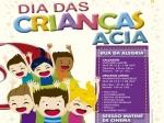 ACIA promove Rua da Alegria no Dia das Crianças