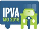 IPVA 2016 - 2ª parcela