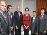 Parolini e Dilma