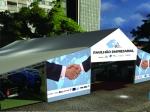 Inauguração Pavilhão Empresarial