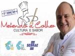 Chef Edson Puiati no Metendo a Colher 2016
