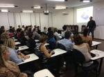 Mansur apresenta palestra sobre crise