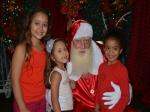 Papai Noel no FestNatal 2016