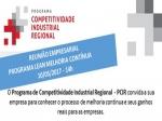 Reunião empresarial: Projeto LEAN