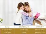 Horário Especial Dia das Mães 2017