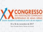 Programação do XX Congresso das Associações Comerciais