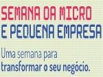 Semana da Micro e Pequena Empresa - Sebrae