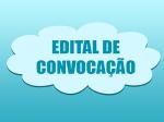 Edital da AGE - Fundação Cultural Acia