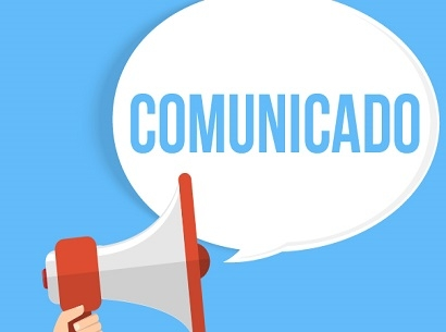 Comunicado do Ministério do Trabalho