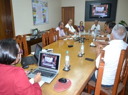 30° Reunião da Diretoria Executiva