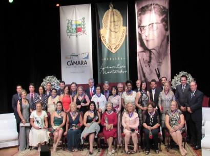 Honraria comemora sua vigésima edição homenageando mulheres araxaenses