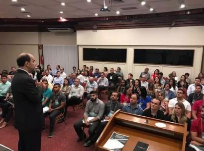 Mais de 60 ACEs participam em BH do Encontro de Presidentes e Executivos