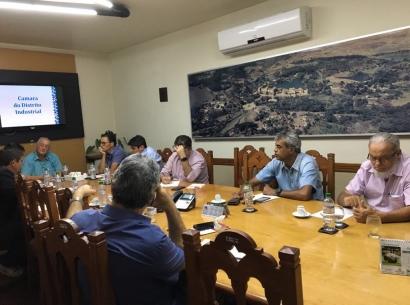 32° Reunião da Diretoria Executiva