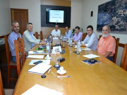33° Reunião da Diretoria Executiva