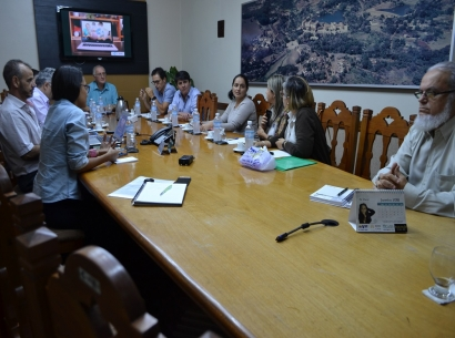 34° Reunião da Diretoria Executiva