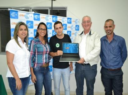 Prêmio Uniacia mês de Abril
