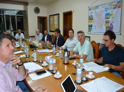35° Reunião da Diretoria Executiva