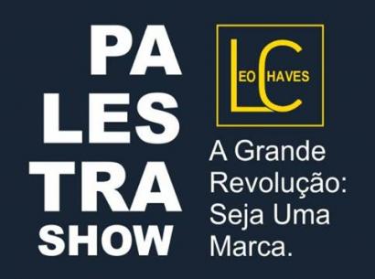 Palestra - Show com Leo Chaves
