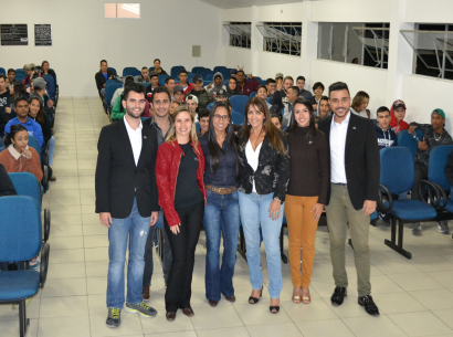 Projeto Uniação é lançado no Polivalente em Araxá