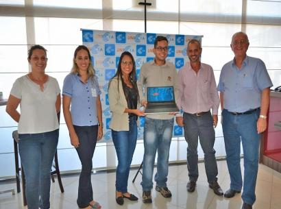 Prêmio Uniacia mês de Maio