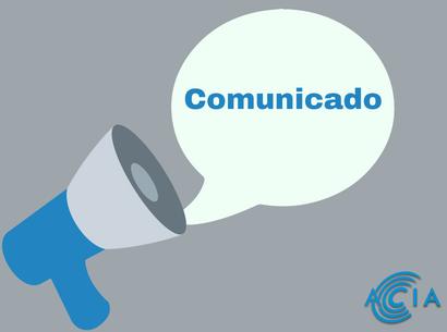 Comunicado - Copa do Mundo