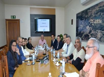 36° Reunião da Diretoria Executiva