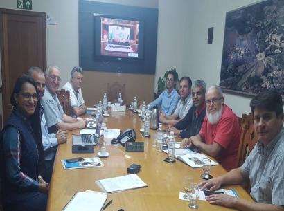 38° Reunião da Diretoria Executiva