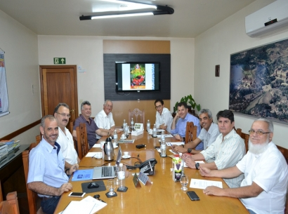 39° Reunião da Diretoria Executiva