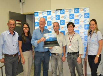 Instrutor da Vera Cruz ganha o quinto prêmio Uniacia