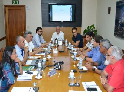 40° Reunião da Diretoria Executiva