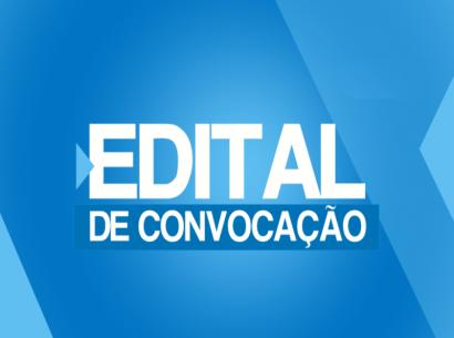 EDITAL DE CONVOCAÇÃO - ACIA ESTATUTO