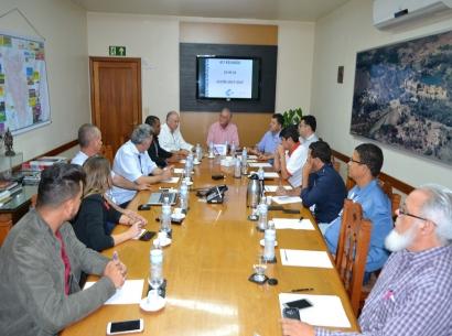 41° Reunião da Diretoria Executiva