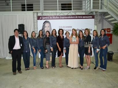 Câmara da Mulher promove Campanha do Outubro Rosa