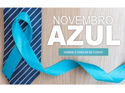 Atividades do Novembro Azul em Araxá