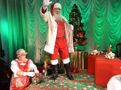 Em carta, Papai Noel anuncia chegada em Araxá para este domingo (2)