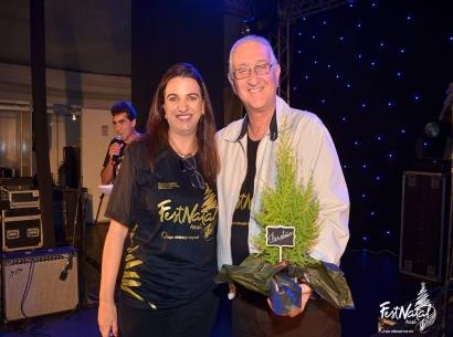 Norte-americano Leon Beal surpreende e encanta na abertura do FestNatal 2018