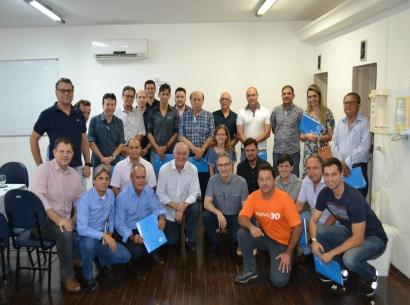 Acia promove encontro de empresários com governador Romeu Zema