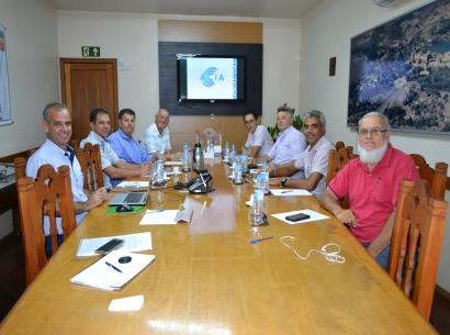 Diretoria Executiva realiza primeira reunião do ano