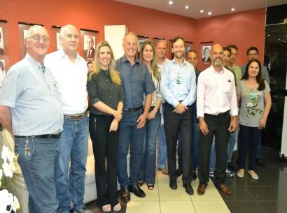 Reunião discute demandas energéticas do Distrito Industrial