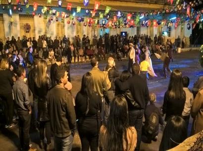 Grande Arraiá leva 12 mil pessoas à Fundação Cultural Calmon Barreto