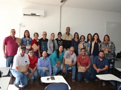 Entrega das doações do Grande Arraiá Circuito Junino Araxá 2019