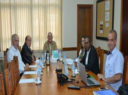 Reunião Conselho Fiscal 1° quadri. 2019