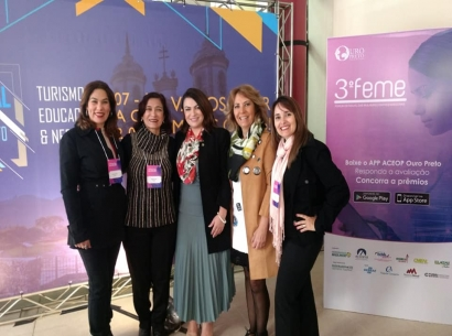Fórum Estadual da Mulher Empreendedora Ouro Preto - 2019