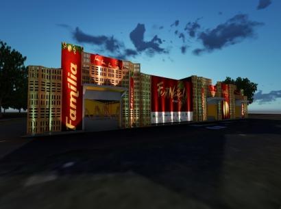 Conheça a nova estrutura do FestNatal Araxá