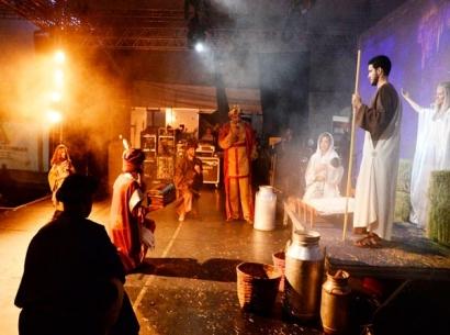 Auto de Natal: Nascimento de Jesus será encenado hoje em Araxá