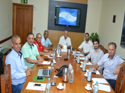 1° Reunião Diretoria Executiva