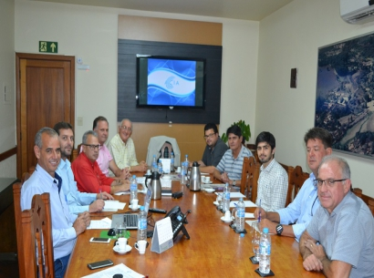 2° Reunião Diretoria Executiva