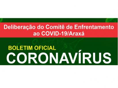 Confira aqui todas as recomendações do Comitê de Enfrentamento do COVID-19 em Araxá - Atualização diária