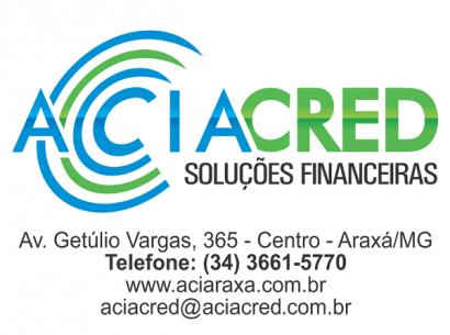 ACIACRED oferece empréstimos a autônomos e micro e pequenas empresas em Araxá